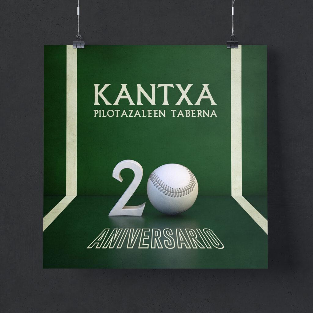 20 aniversario poster
